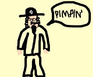 jewish pimp