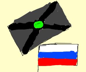 Russia X-box