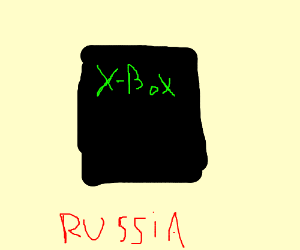 In Soviet Russia games play you.