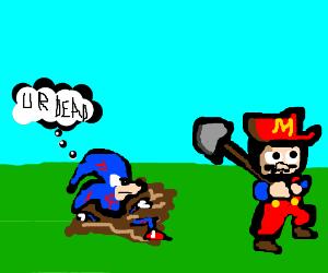 Sonic Ring Kill Sound
