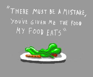 Worst food ever