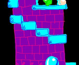 Nebulus (tower climbing game)