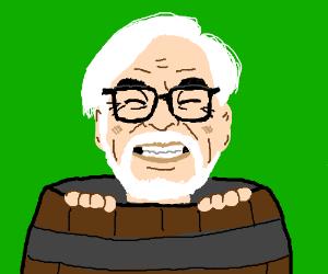Barrel of Miyazaki
