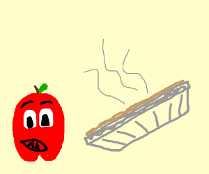 Apple afraid of Pie