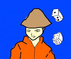 chinese gambler