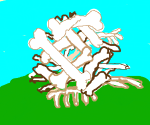 Mountain of Bones