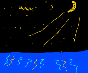 banana moonlight