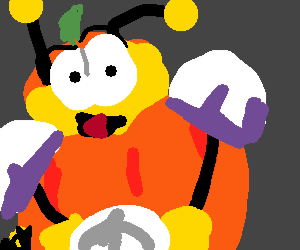 Trick or Bee!