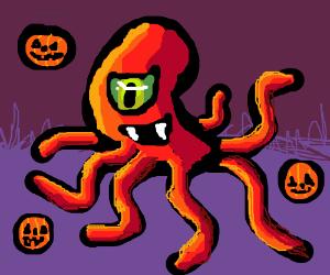 Halloween tentacular spooktacular!
