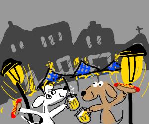 Oh my Dog it's Dogtoberfest