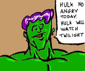 The Fairly Lame Hulk