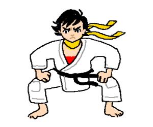 Makoto sumo steps