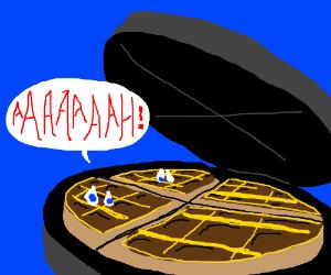 Sentient Waffles
