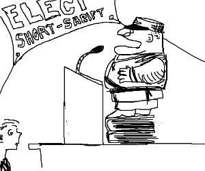 Short politician