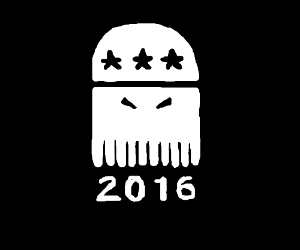 Cthulhu 2016. The Unspeakable Evil you TRUST.