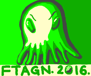 Cthulhu runs for president in 2016