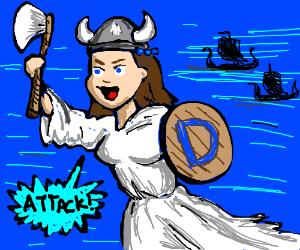 Vikingess of Drawception attacks!!