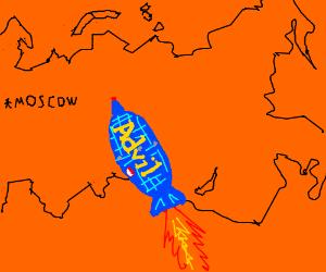 When burning headaches, nuke Russia.