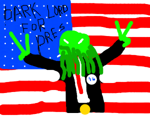 Cthulhu runs for office 2016