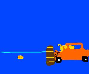C3PO the crash test dummy