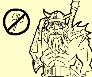Viking is sorry :-(