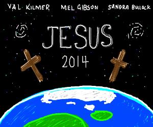 Jesus rises again in 2014