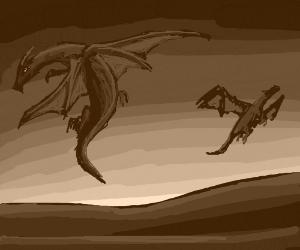 Dragons at Dawn
