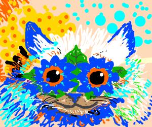 Louis Wain's cat