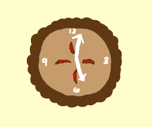 What time is it?  PIE TIME!