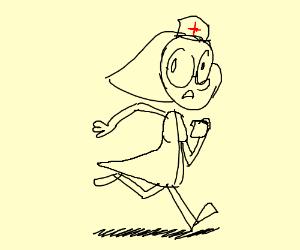 Run  nurse, RUN