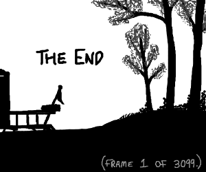 The End. (A backwards story)
