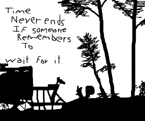 The end of XKCD time
