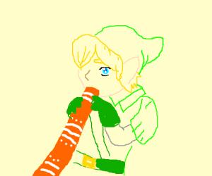 Legend of Zelda: Didgeridoo of Time