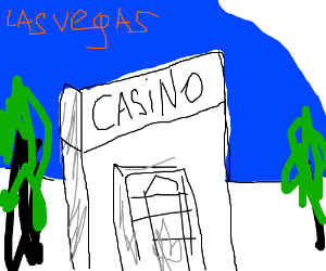 a casino in las vegas