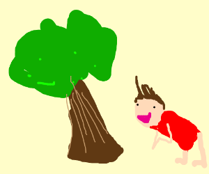 Treeeee!