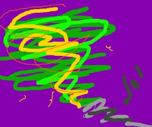 Sewage Tornado