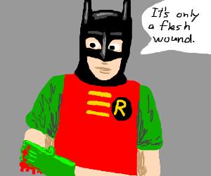 Robin the Black Knight