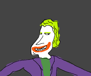 beanface joker