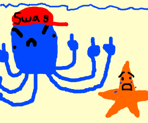 squids should know better