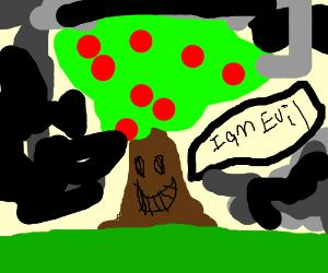 The Evil Apple Tree
