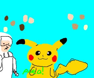 Pokemon Hunger Games