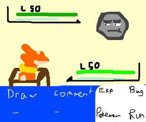 StoicStein  vs PieInABox -battle for level 51!