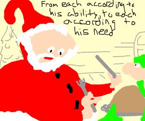 A Very Convival Communist Christmas!