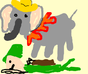 Dumbo + Robin Hood