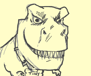 T-Rex from Meet the Robinsons