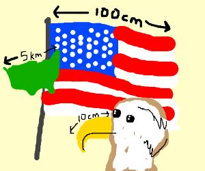USA finally goes metric!