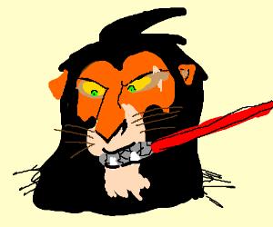 The Lion Wars (Lion King + Star Wars)
