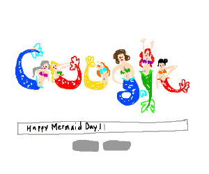 Draw your own original Google Doodle