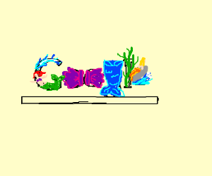 Google celebrates mermaid day!