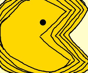 recursive pac-man
